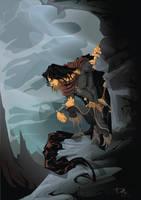 Logen Ninefingers by dejan-delic