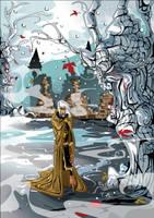 Theon Greyjoy / Reek by dejan-delic