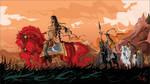 Khal Drogo by dejan-delic