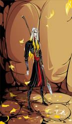Prince Nuada by dejan-delic