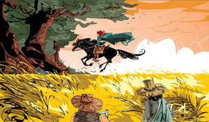 Riding Keth-Selhan by dejan-delic