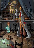 The Falconer by dejan-delic