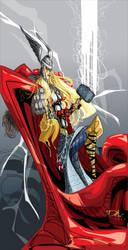 Lady Thor by dejan-delic