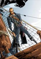 Captain Flint by dejan-delic