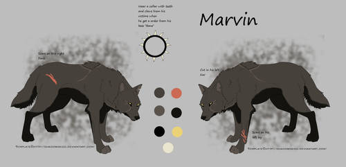.: Ref Marvin :. by X-LadyShadow-X