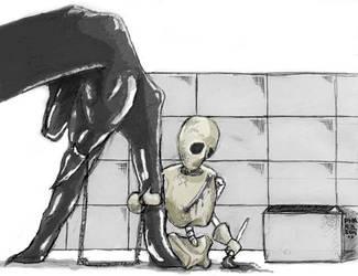 PRISON SEX by huronblakhart