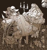 Necromancer by karlann