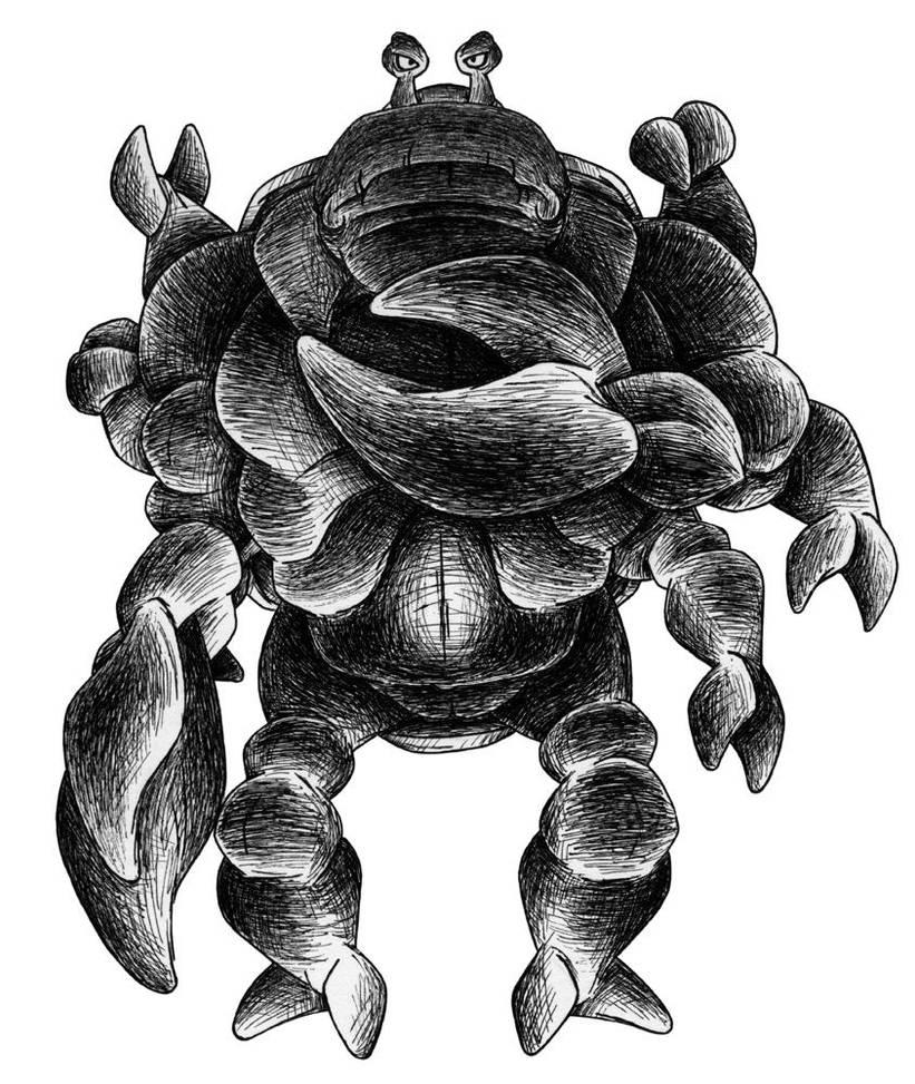 King Crabulus by MatthewSmith