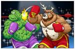 Mutant League Boxing by MatthewSmith