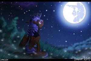Moon knight by Bonaxor