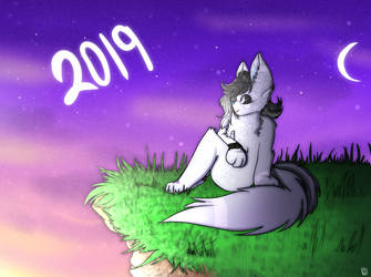 Happy New Years by YinYang2309