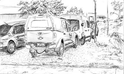 Estacionamento by brianch