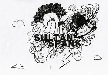 Sultan of Spank -Color contest by mp0
