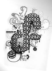 Coloring Contest Cubicflow.com by mp0