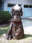 Victorian gown by faithyhopey
