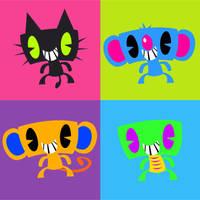 Animals 5 by NoPLo