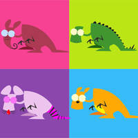 Animals 7 by NoPLo