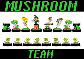 Super Mario Chess: Mushrooms by NoPLo