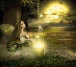 Sad fairy by da-snigdha
