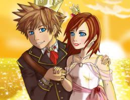 Horizonline Wedding by VanillaDeonna