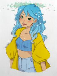 Colette for Minxie by VanillaDeonna
