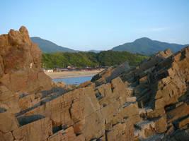 Takachi from Nyuzaki Rocks by katters
