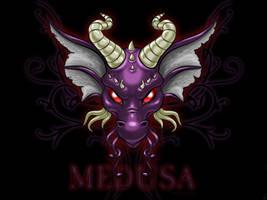 Medusa the Draik by maomau