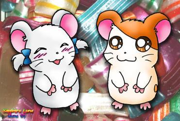 Sugary Ham-hams by sapphireluna