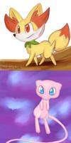 Pokemon Speedpaint by sapphireluna