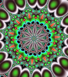 Fractal Roulette Wheel by FlyingMatthew