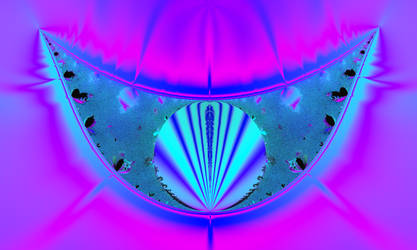 Decorative Glass Salad Bowl by FlyingMatthew