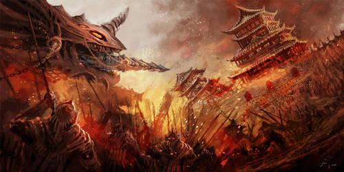 Battle siege by fxEVo