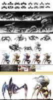BFM Monster antagonist by fxEVo