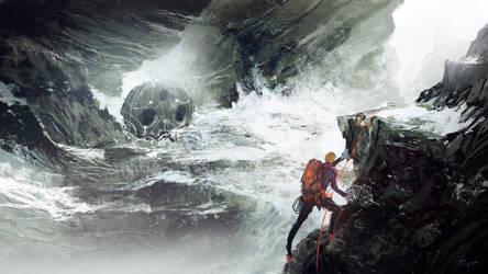 The climber by fxEVo