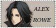 Alex Rowe Stamp by Hikari-Katana