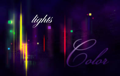 Flashing lights by elykam