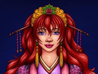 Princess Yona by Gem-D