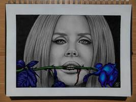 Blue Rose by Gem-D