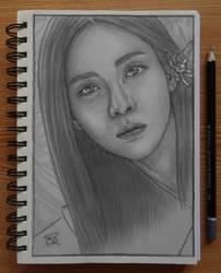 Dara Sketch by Gem-D