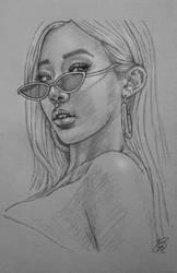 Jessi Sketch by Gem-D