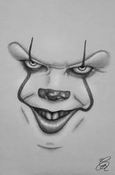 Pennywise by Gem-D