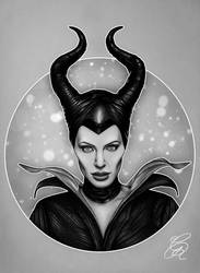 Maleficent by Gem-D