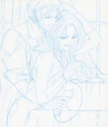 Dante and Trish by starxade