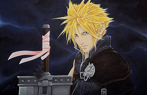 Cloud Strife by starxade