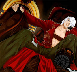Devil May Cry 3: Dante by starxade