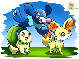 The Greatest Starters by Stacona