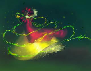 Snow White - The poisoned magic by LadyShalirin