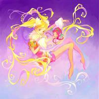 Winx Stella Lovix by LadyShalirin