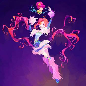 Winx bloom Lovix by LadyShalirin