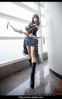 Chain Chronicle Cosplay 17 by eefai